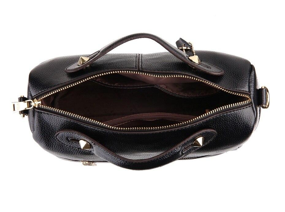 chispaulo 2017 bolsas de grife Estilo3 : 100% Genuine Leather Bags For Women Handbags