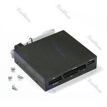 3,5 дюймовый USB внутренний MS CF MD SD MMC XD TF кард-ридер- горячий