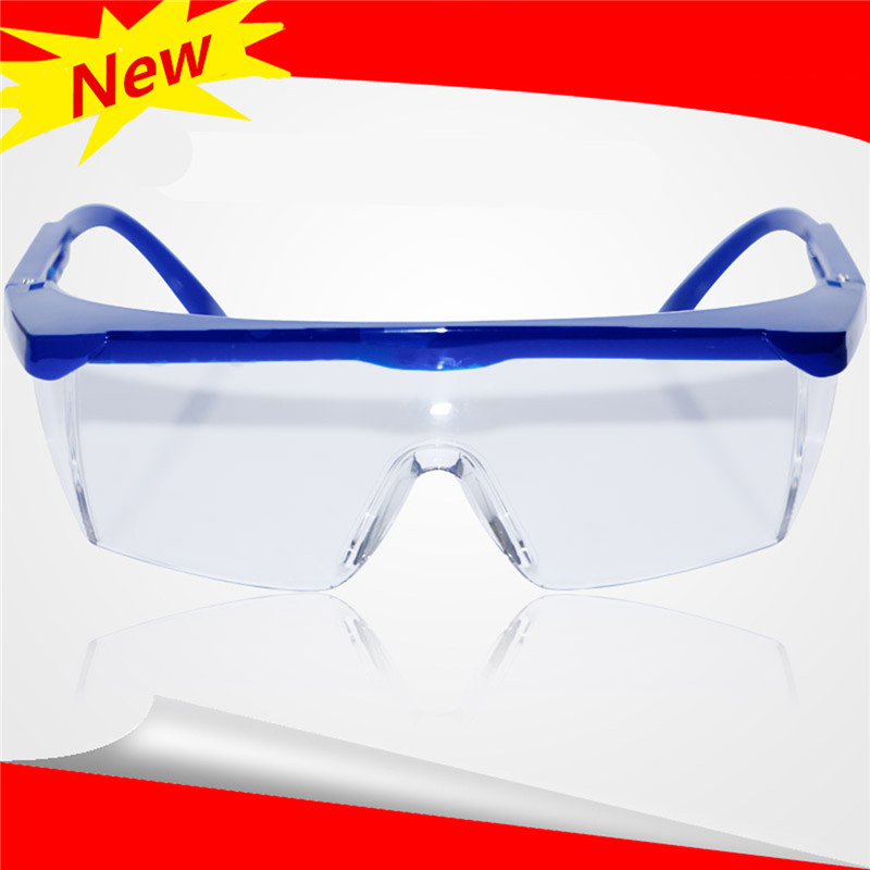 NEW Anti-Shock Workplace Safety Goggles Wind Dust Proof Protective Riding Glasses Eyewear Eye Protection light safety gray pc protective goggles outdoor windproof ride riding safety goggles shock resistant glasses eye protection