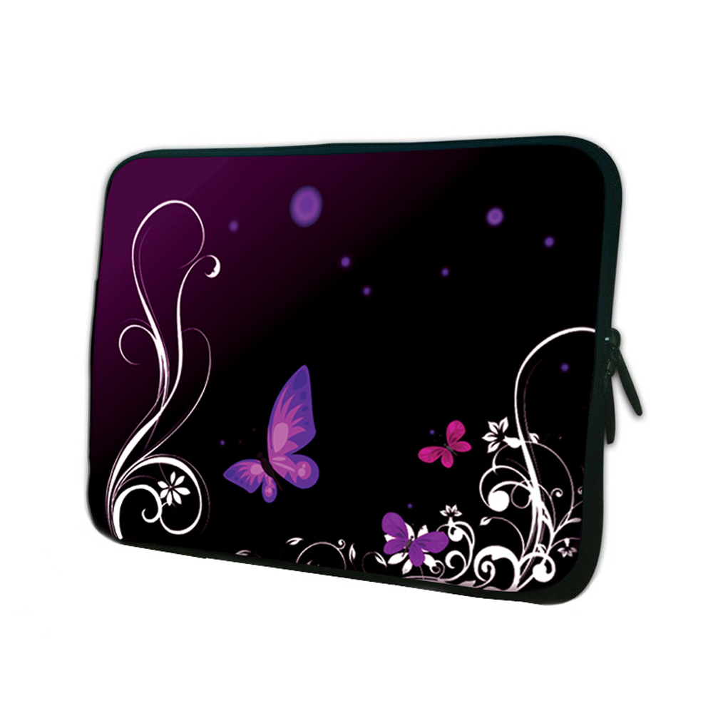 Butterfly Floral Sleeve Case Bag Pouch Cover 7 7 7 7 9 8 inch Tablet Briefcase