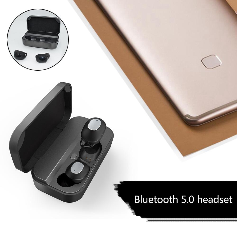 BT-368 Sport sans fil écouteur Bluetooth 5.0 écouteur pour iPhone X pour Samsung a50 oreille téléphone mains libres Sport casque écouteurs #3