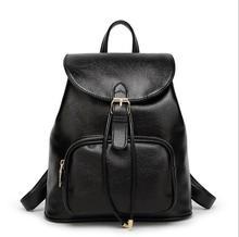 2017 alibaba экспресс бесплатная доставка печать искусственная кожа женщины моды дешевые школа wayerproof ноутбук рюкзаки для девочек-подростков