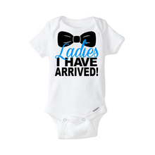 Lovely Unisex Baby Girl Clothes Kids Short Sleeve Romper Letter Ladies I Have Arrived Toddler Jumpsuit Fashion Clothing Baby