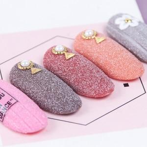 Image 5 - Glitter para decoração de unhas 1 garrafa, brilhante, glitter, pó, areia para unhas, pigmento a laser, glitter, poeira, manicure, lamn