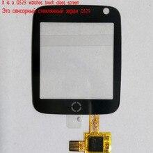 Сенсорный стеклянный экран для Q528 Y21 gps слежения часы 1,44 дюймов требуется профессиональная Сварка для установки