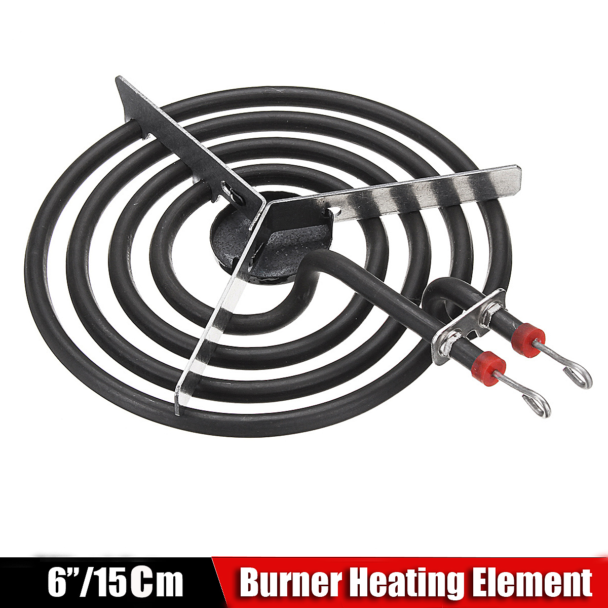Four Rings Mosquito Electric Range Cooktop Stove 6 inch Small Surface Burner Element Coil Type Heating TubeFour Rings Mosquito Electric Range Cooktop Stove 6 inch Small Surface Burner Element Coil Type Heating Tube