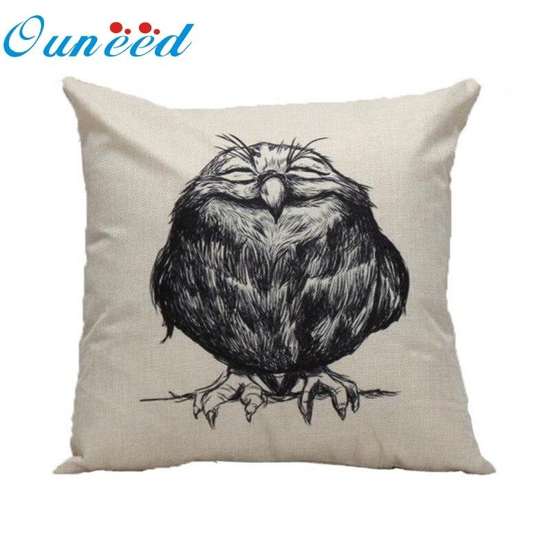 Ouneed Cheap Outdoor Pillow Case Throw Cushion Cover Capa De Almofada Capa  De Almofada IT6610 DROP