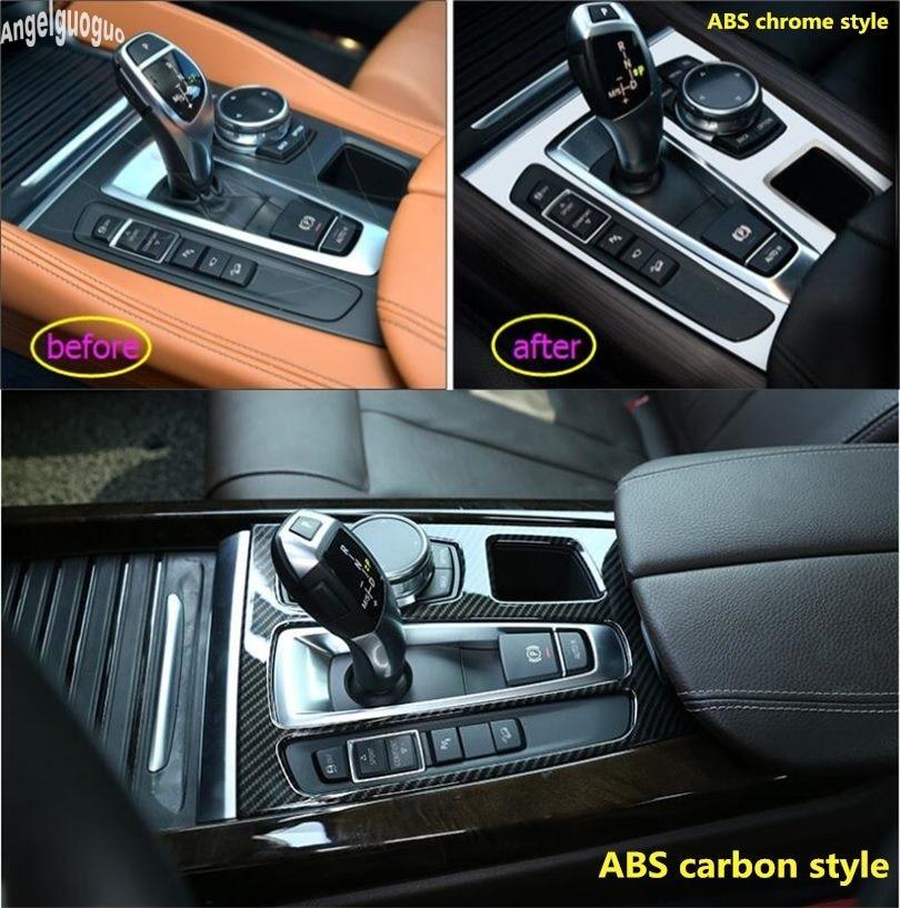 M Shift Knob Emblem Badge For BMW 1 3 5 7 Series 3GT 5GT X1 X3 E70-X5 E71-X6