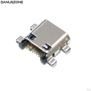 Image 1 - 200 pçs/lote Carregamento USB Conector de Porta Para Samsung Galaxy Grande Prime G530 G530H G530F G531 G531F G531H Doca de Carga Tomada jack