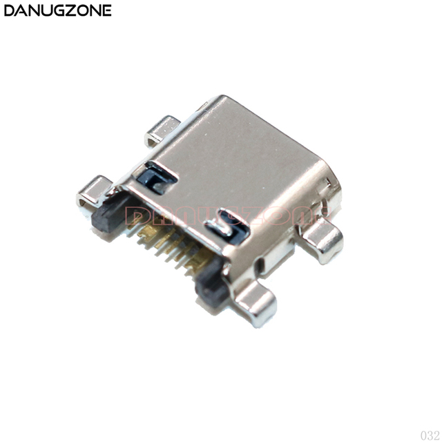 200 stks/partij Usb poort Opladen Connector Voor Samsung Galaxy Grand Prime G530 G530H G530F G531 G531F G531H Charge Dock Socket jack