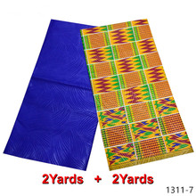 Fashion african anankara mauritania wax printed fabric 100% Polyester soft regular real veritable for women 1311-1