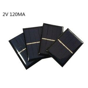 Image 3 - الجملة دقيقة لوحة طاقة شمسية 0.5 فولت 1 فولت 2 فولت 3 فولت 4 فولت 5 فولت 80MA 100MA 120MA 130MA 160MA الخلايا الشمسية لتقوم بها بنفسك الطاقة الشمسية مع شاحن يبو الشمسية