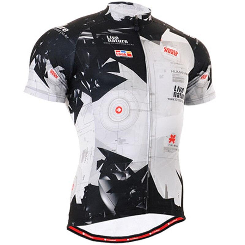 Mens Compression Short Sleeve Shirts font b Bodybuilding b font T shirt Muscle font b Fitness