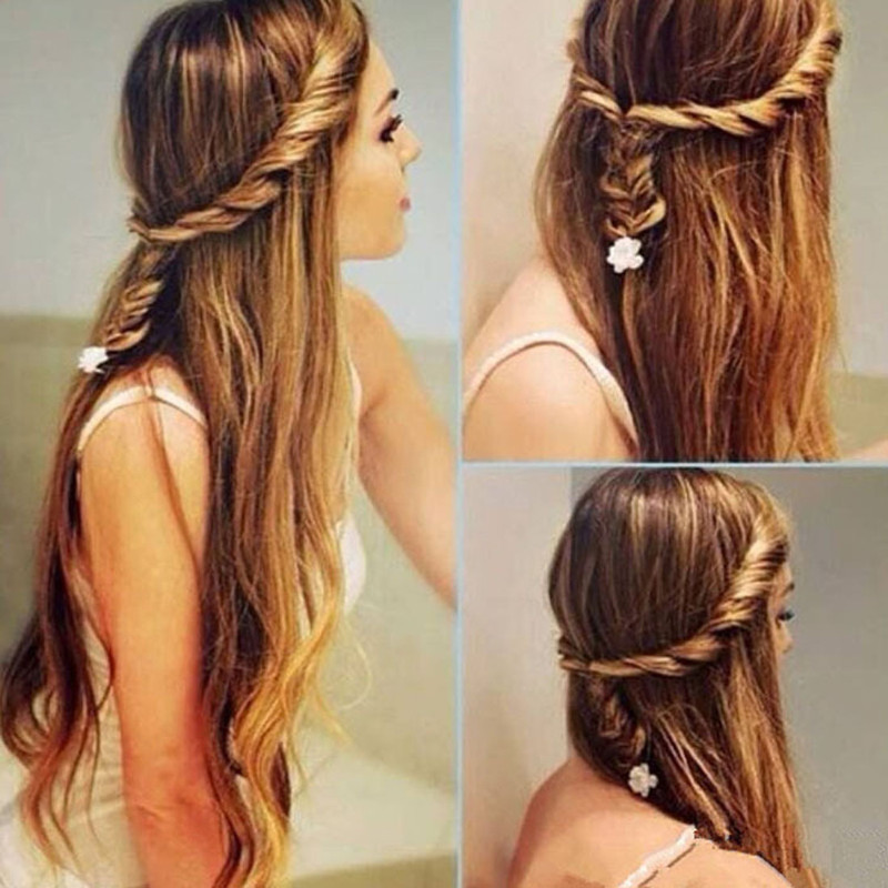 French-Elegance-Hair-Braider-Flower-Magic-Hair-Clip-Stylist-Queue-Twist-Plait-DIY-Hairstyle-Styling-Accessories
