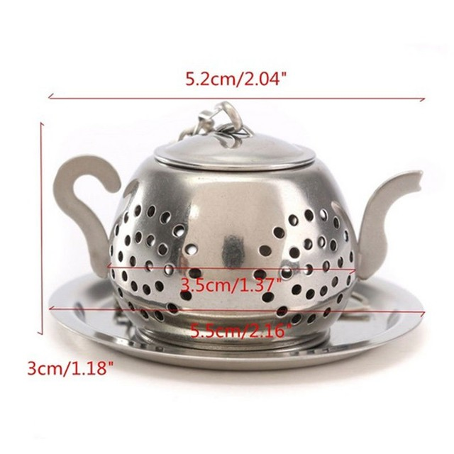 Teapot-shaped Infuser