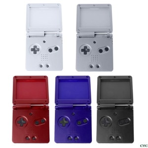 Image 2 - For Nintendo GBA SP For Gameboy Housing Case Cover Replacement Full Shell For Advance SP