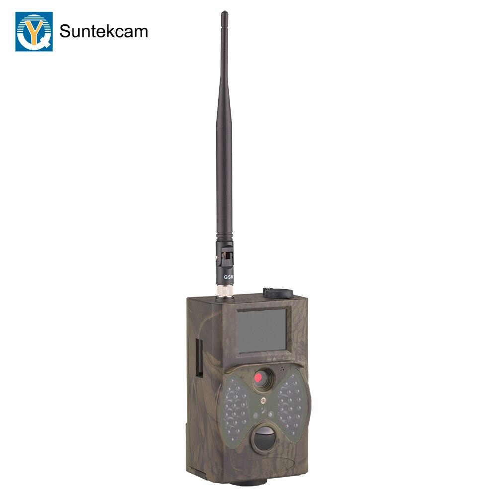 SUNTEKCAM HC-300M 16MP 940nm Ночное видение mms-камера для охоты камера TTL фото ловушка ммс GSM GPRS 2G фото Ловушки камеры для дикой природы