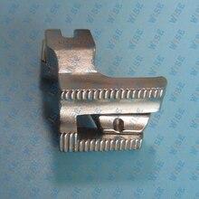 Welting Foot Set Juki DU-141 DU-1181 Chandler DY-337 Walking Foot Sewing Machine #U192+U193K important: choose you wanted size