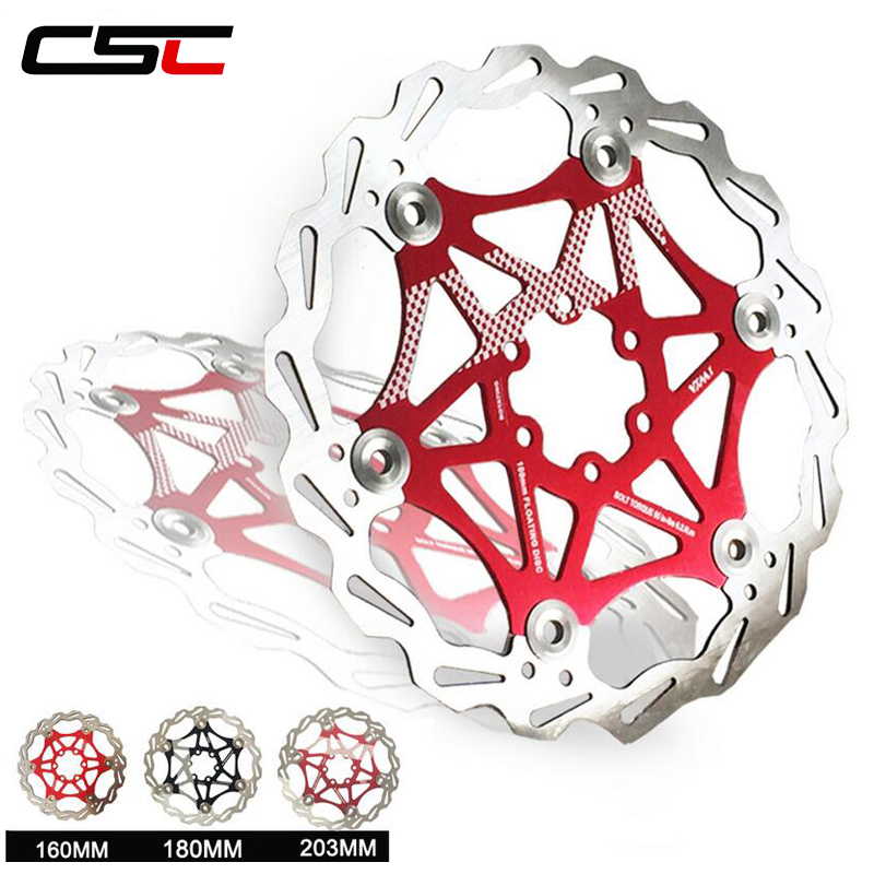 ZOOM 2pc Mountain Bicycle Bike Disc Brake MTB CenterLine Rotors 160mm//203mm