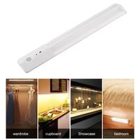 24LEDs Innovative LED Light Bar DC 5V Touch Sensor Dimmable Under Cabinet Light Kitchen Light Night Lamps Hard Rigid Bar Lights