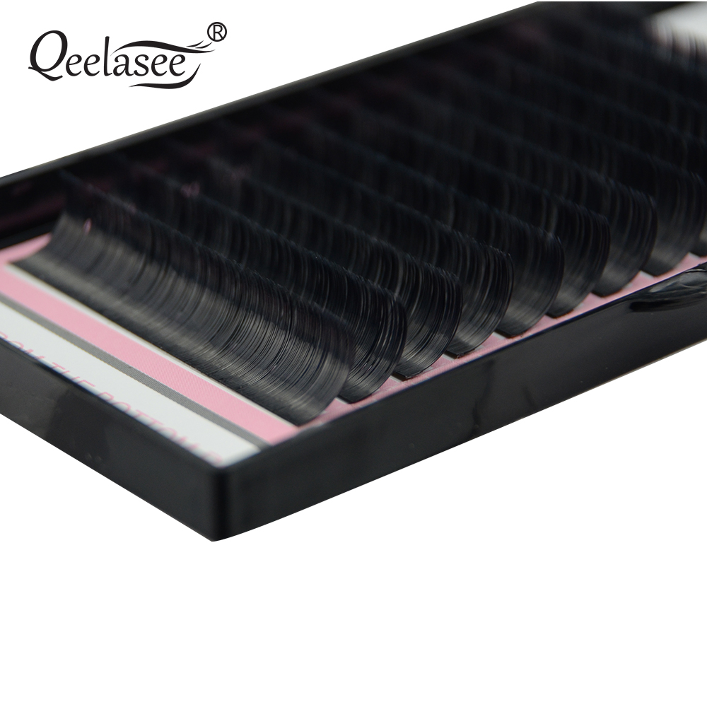 b15a78edd5a Ellipse Flat False Eyelash Extensions Soft Thin Tip Flat Roots New Products  Saving Time Recommended by Technicians-in False Eyelashes from Beauty &  Health ...