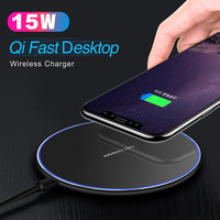 15W QI Quick Charging Wireless Fast Charger Usb Tpye C 10W QC 3.0 Charge For iPhone 11 Pro XS XR X 8 Samsung S10 S9 Xiaomi mi 9 1