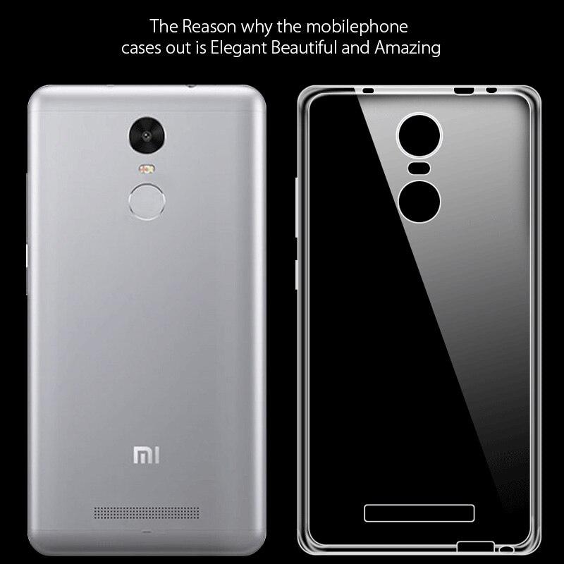 TPU Transparent soft Case For Xiaomi Mi2 M2 Mi3 M3 Mi4 Mi5s M5 Mi4C Mi4i 4S Redmi 2 3 3S 3X 4 Prime 4 4A Note 2 3 4 Pro cover