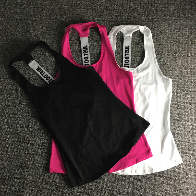 Summer Top Women Fitness bodybuilding sleeveless cropped feminino Tank Top Women fashion Sexy regata feminina Vest Tops Female