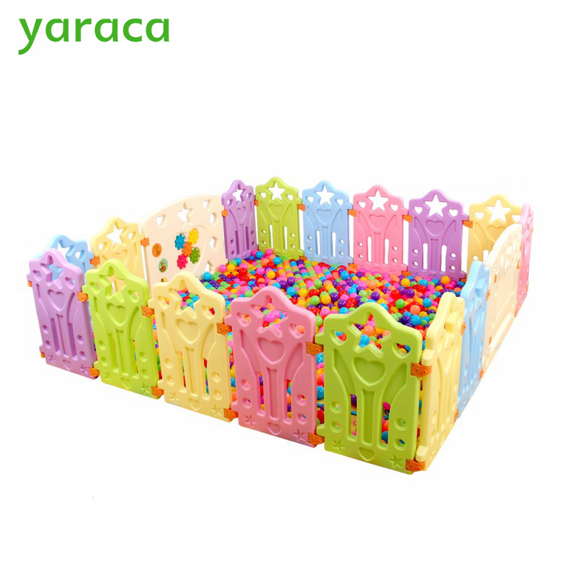 Indoor Baby Playpens Outdoor Games Fencing Children Play Fence Kids Activity Gear Environmental Protection EP Safety Play Yard dog fence wireless containment system pet wire free fencing kd661