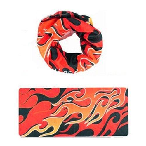 Plain Scarf Wrist-Wrap Biker-Bandanna Neck Unisex Fashion 10-Colors 100%Cotton New Cow