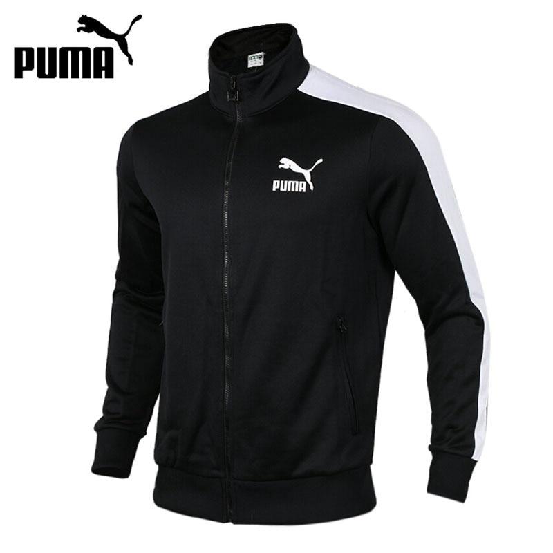 Original New Arrival 2018 PUMA Archive T7 Track Jacket Men's jacket Sportswear толстовки puma толстовка sf t7 track jacket