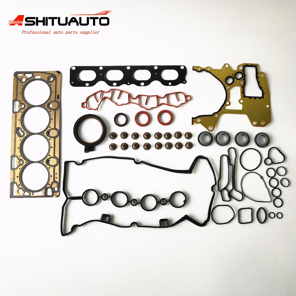 Metal Full Set Engine Rebuild Kits Automotive Spare Parts Engine Gasket Fit for CHEVROLET CRUZE ALFA