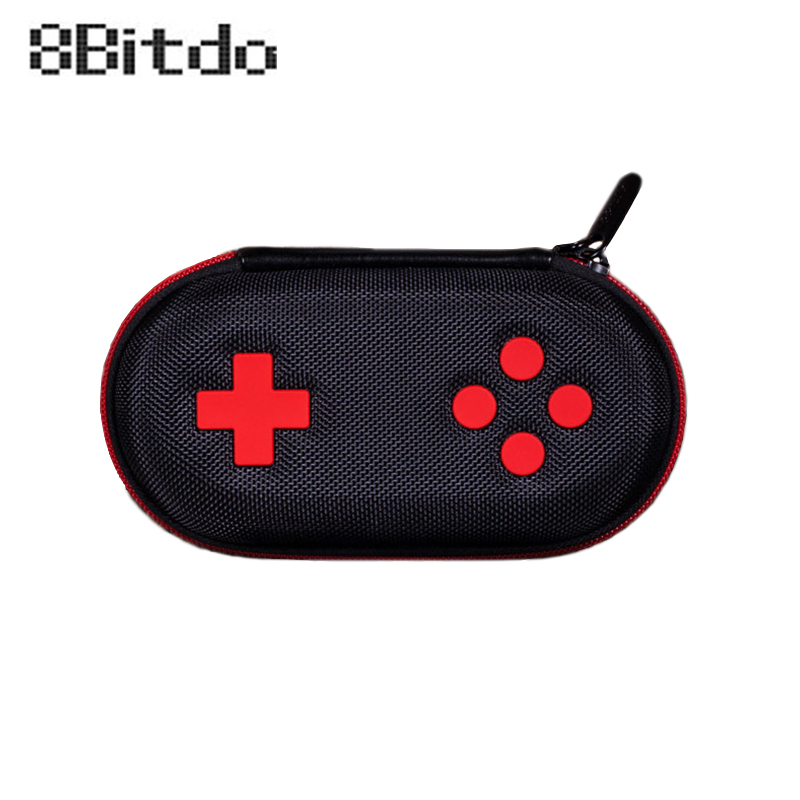8 Bitdo Classic Controller Gamepad Reise Fall Tasche EVA für Sf30 Pro Nes30 Pro