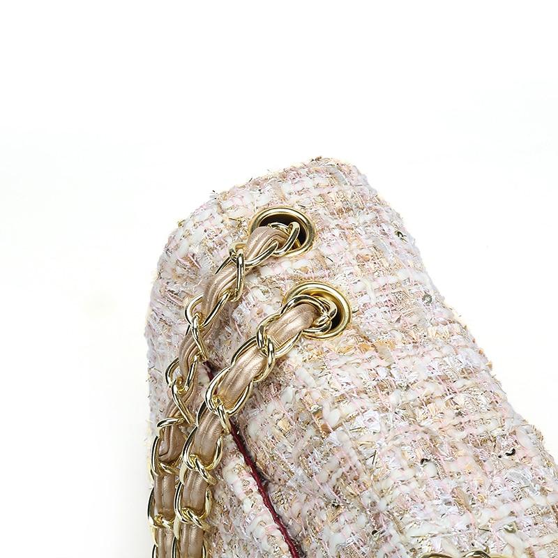 Jollque Жіноча розкішна сумочка Crossbody - Сумки - фото 5