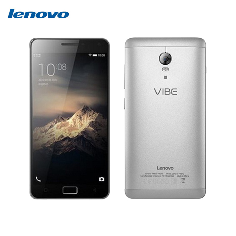 Original Lenovo Vibe P1 C58 4G Cell Phone Snapdragon 615 Octa Core 1 5GHz Android 6