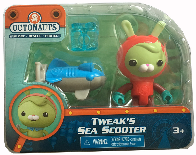 Octonauts action figures Tweak's sea device set suit  child Toys birthday gift pretend toy patrulla canina with shield brinquedos 6pcs set 6cm patrulha canina patrol puppy dog pvc action figures juguetes kids hot toys
