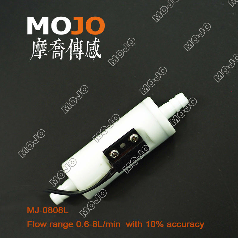 MJ-0808L (type de modèle) (5 pièces) bande de roulement 8mm POM matériau alimentaire pompe à eau interrupteur de contrôle de débit