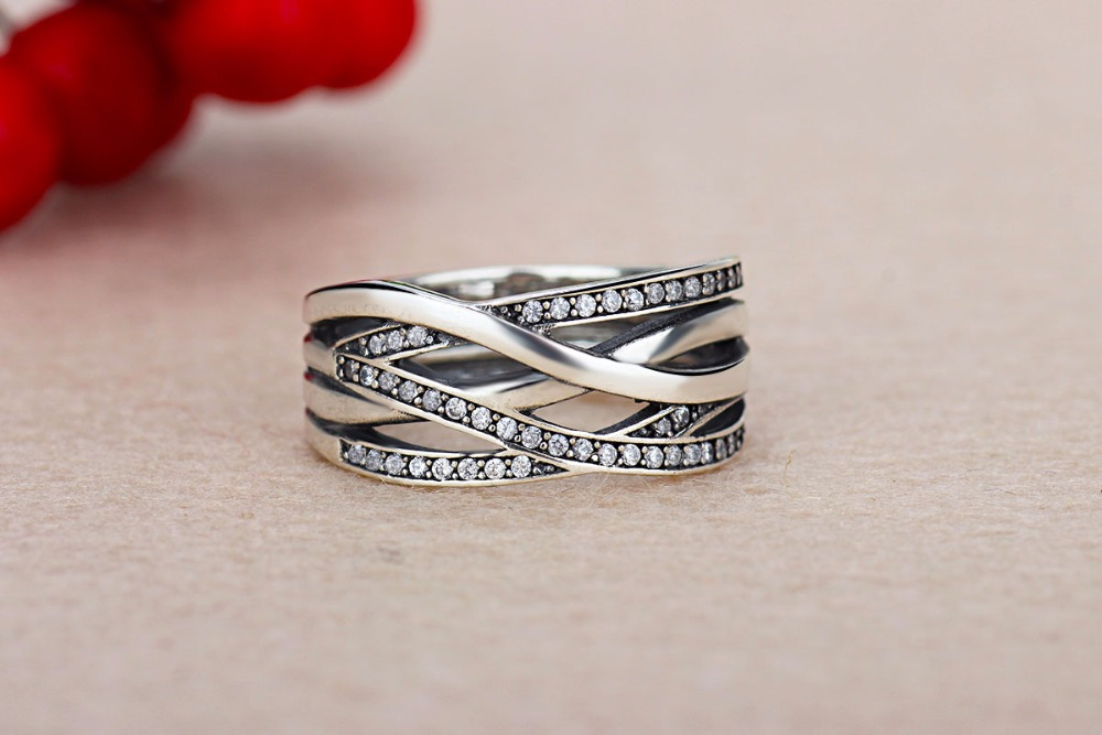 HOT Sale Special Offer Party Women Wholesale Ring Fashion Jewelry Crystal From Austrian Rings Charm Christmas gifts