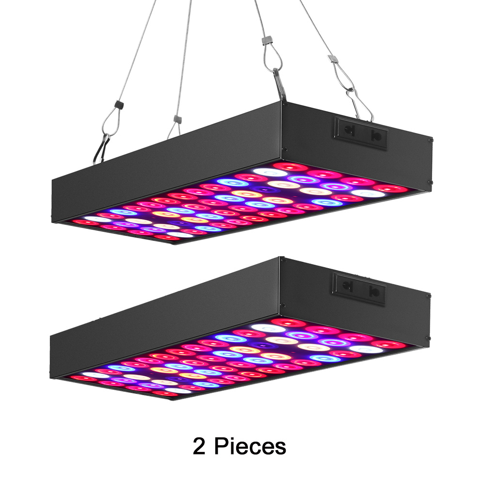 LED Lights Growing Plant 30W Venesun Full Spectrum Panel With IR &UV Plant Growing LEDs For Indoor Hydroponic Greenhouse Plants