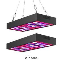 LED Verlichting Groeiende Plant 30W Venesun Volledige Spectrum Panel met IR & UV Plantaardige LEDs voor Indoor Hydrocultuur kas Planten