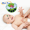 1Pcs Baby Thermometers Safety Health Care Forehead Sticker Lcd Digital Body Fever No Mercury Medical Thermometers For Children