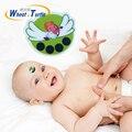 1 Unids Bebé Termómetros Etiqueta de Cuidado de La Salud de Seguridad Lcd Digital Cuerpo Fiebre Sin Mercurio Termómetros Médicos Para Niños