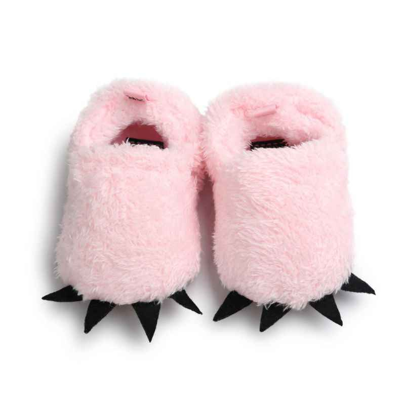 Baby Winter Cute Boots warm baby boots Monster Claw Baby Moccasins Shoes Baby Boots Newborn Infant Indoor New