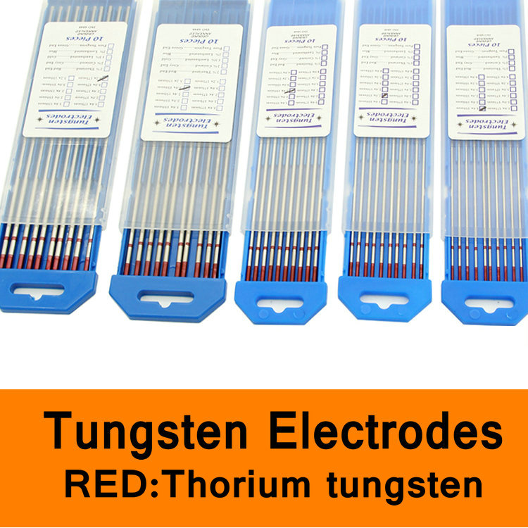 Aliexpress.com : Buy Tungsten Electrode Red Color Code