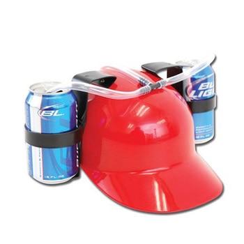Handfree Beer Drinking Hat