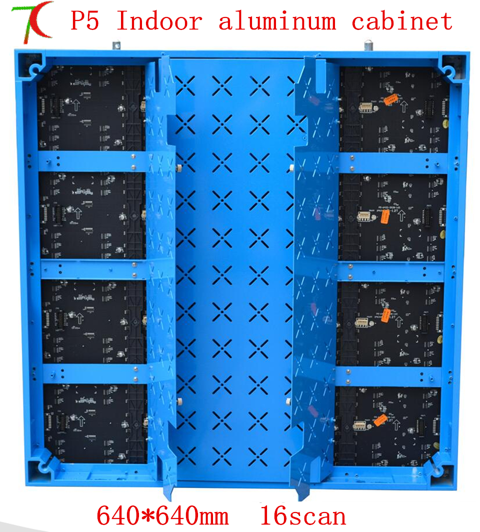 16 scan P5  640*640mm aluminium cabinet led display for rental16 scan P5  640*640mm aluminium cabinet led display for rental
