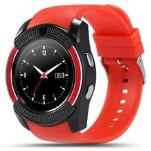 Смарт часы для телефона Android Поддержка sim-tf Reloj inteligente SmartWatch PK GT08 U8 DZ09 Q18 носимых Умная Электроника наличии