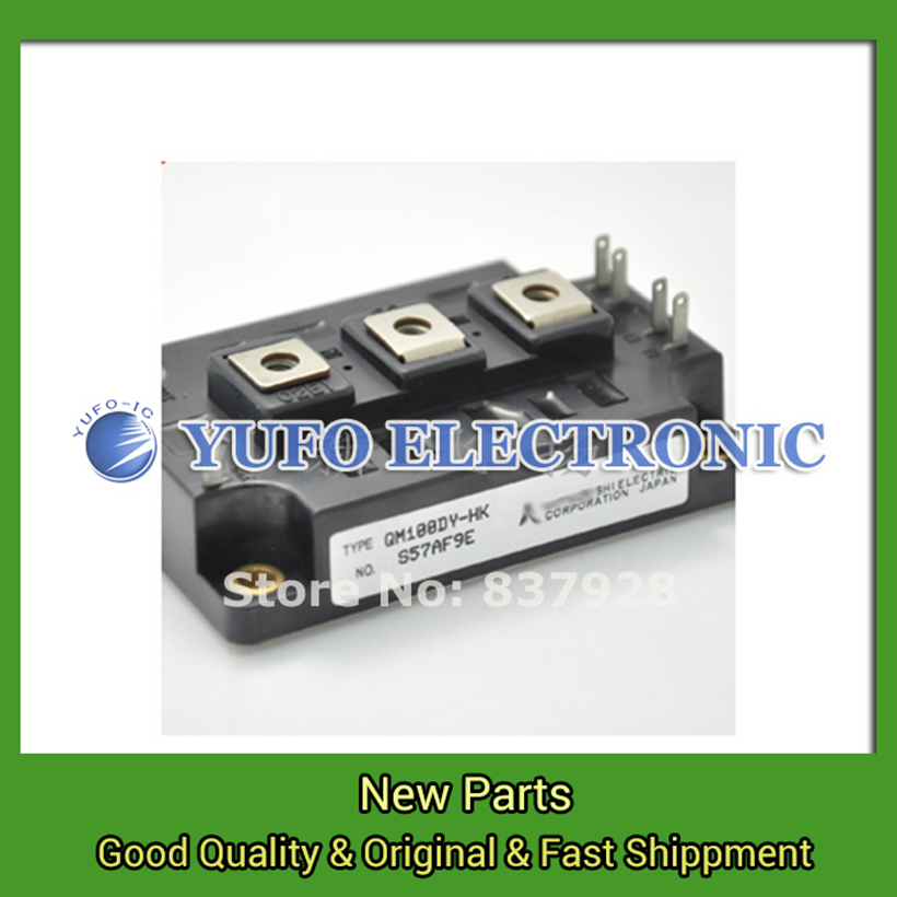 Free Shipping 1PCS  QM100DY-HK Power Modules original new Special supply Welcome to order YF0617 relay 100%new adc16471ciwm adc16471 sop24 ns brand new original orders are welcome