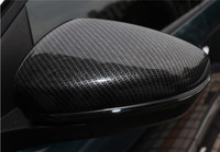 Car Stying Fit For Peugeot 3008 MK2 ABS Side Mirror Cover Rear View Cap Accessories