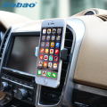 Cobao universal car air vent mount holder soporte ajustable soporte para teléfono móvil para iphone 5 5s 6 6 s plus galaxy s4 s5 s6 note 4